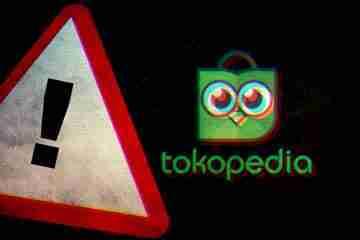 tokopedia indonesia hacked
