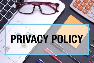 Privacy Policy for Website