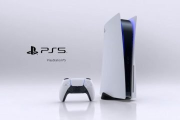 Sony reveals PlayStation 5 official console design