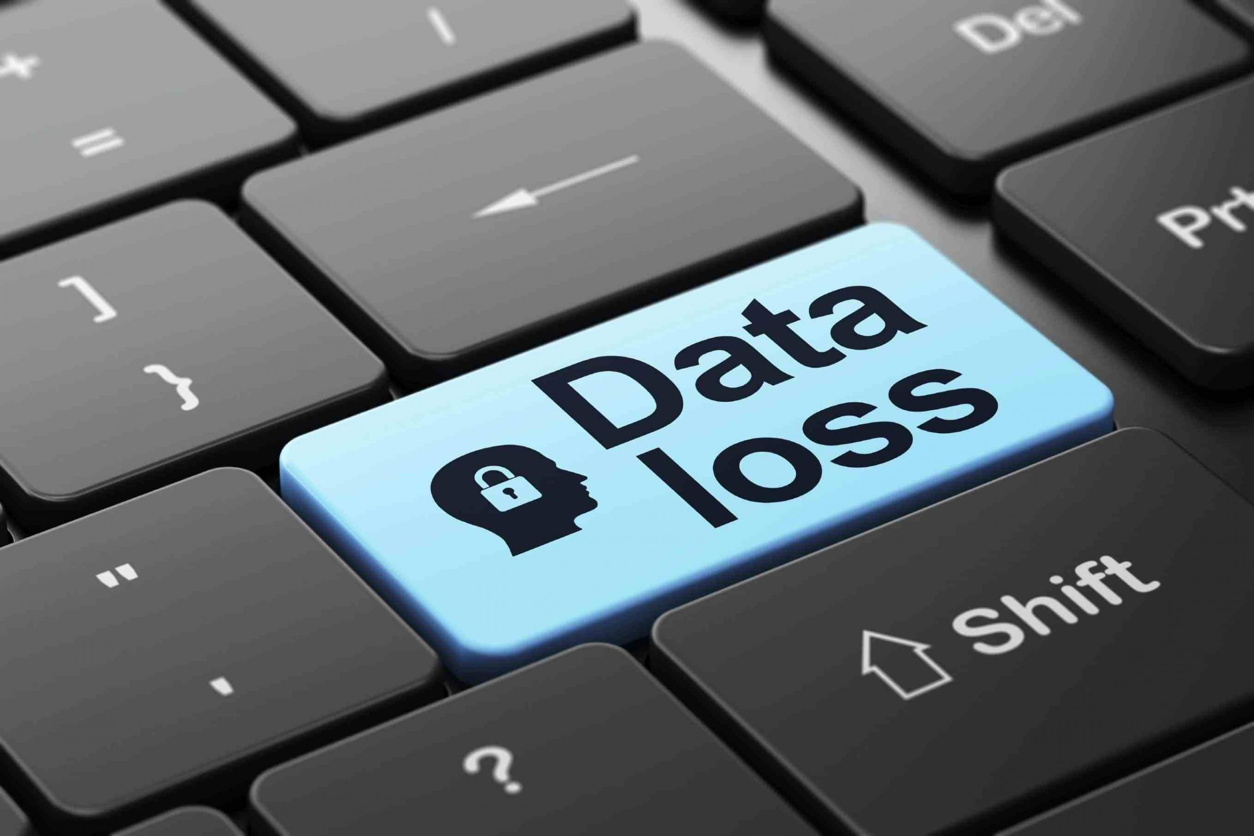 Top 5 Impact of Data Loss on Business