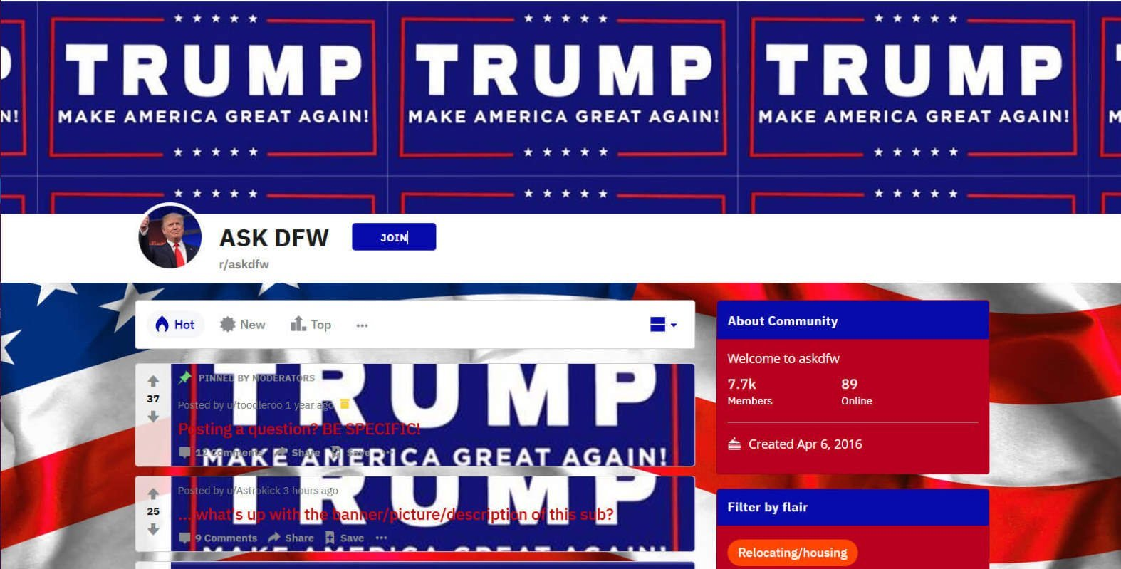 Reddit Hit By Coordinated Hack Promoting Trump's Reelection