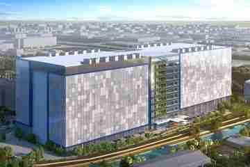 data centre regulations singapore