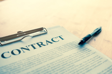 contract for service template