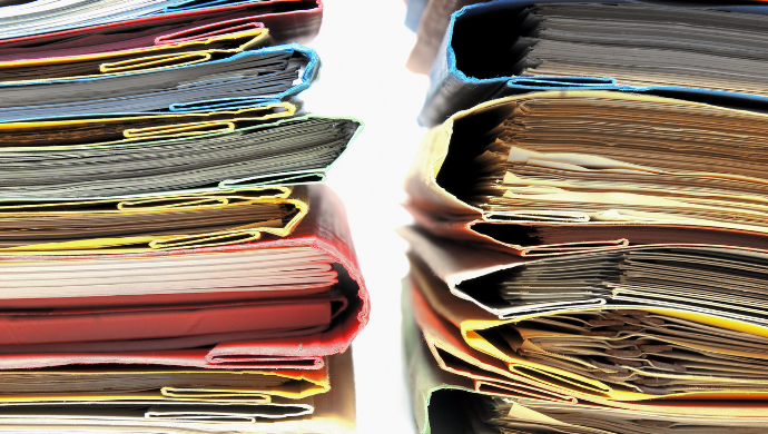 how long do employers keep employee records after termination