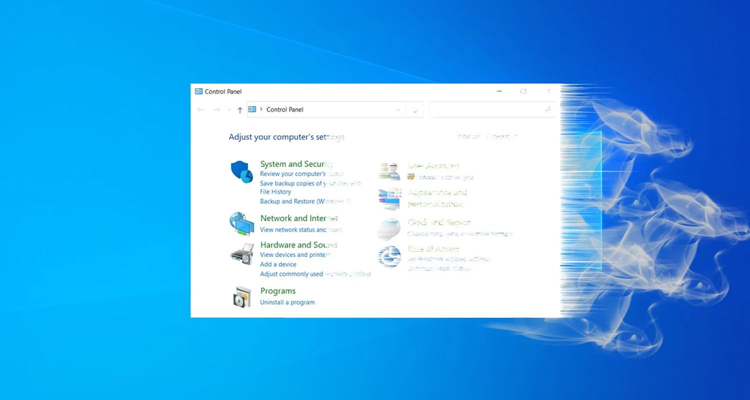 Windows 10 Now Hides The SYSTEM Control Panel, How To Access It