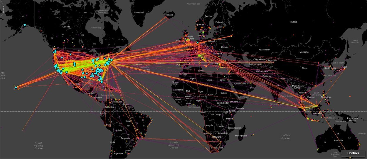 Major BGP Leak Disrupts Thousands Of Networks Globally