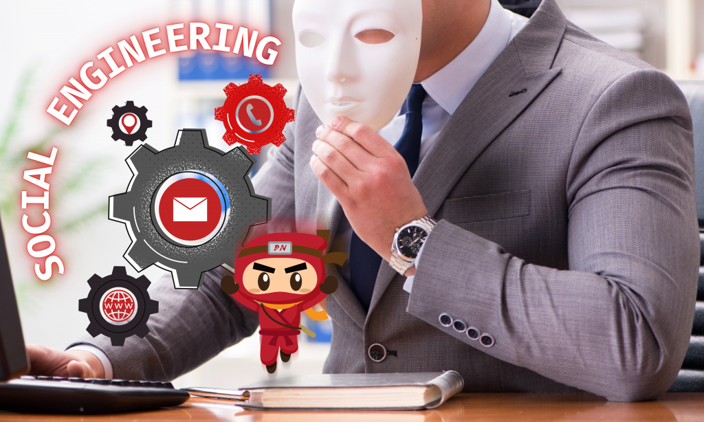 What is social engineering and why is it among the most common forms of cyberthreat