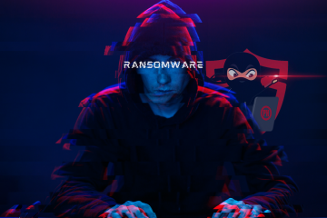 Facts about ransomware- one of the most serious threats to cybersecurity