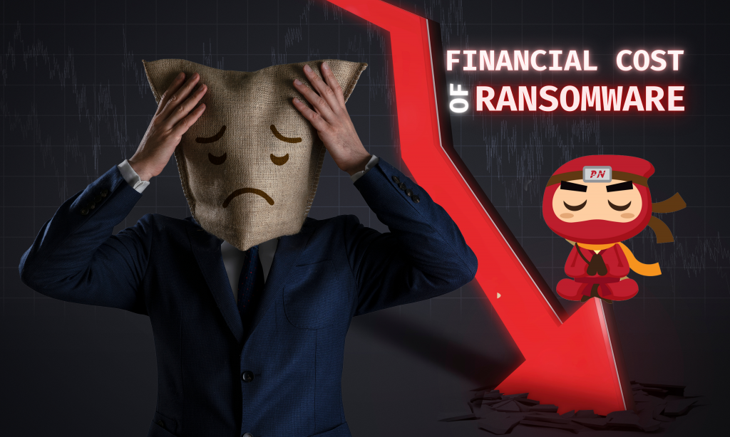 Ransom fee is just the tip of the iceberg on the financial cost of ransomware attack
